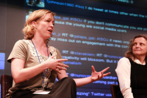 CarrieBrown_ Research Panel: All About the Tweet and More_2011
