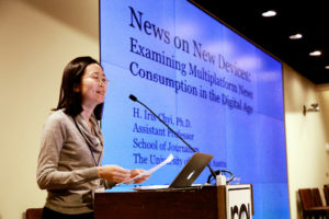 Iris_Research Panel: Beyond News Routines, Beyond News Consumption_2011