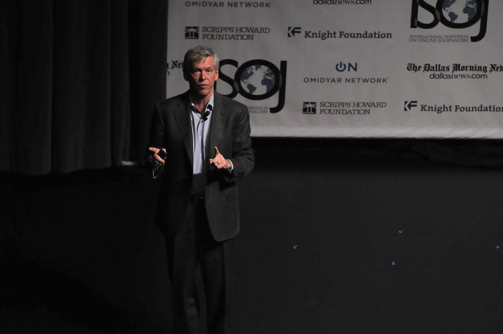 Jim Moroney-Disruption and Innovation-2013 ISOJ