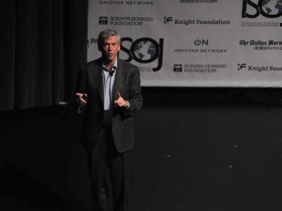 Jim Moroney-Disruption and Innovation-2013 ISOJ