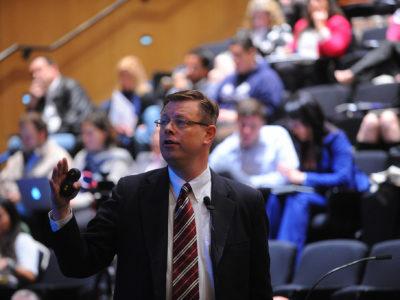 keynotespeakerdayone-Gilbert-Strengthening Journalism in an Era of Digital Disruption-2013ISOJ