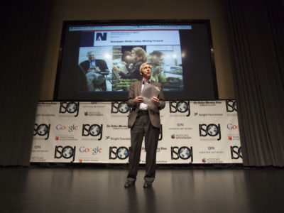 Jim Moroney-Life Beyond Newspaper as a Paper-Only Product-ISOJ2014