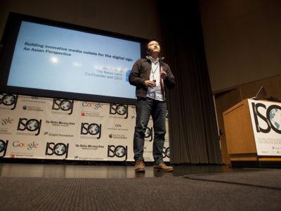 Chung-Journalism Start Startups-2014