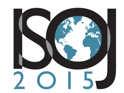 ISOJ Logo 2015