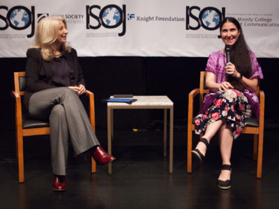 Yoani Sánchez - Keynote (2016)