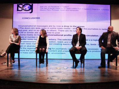 All About the Tweet and More - Research Panel (2011)