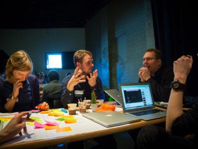 Hackathon Amsterdam