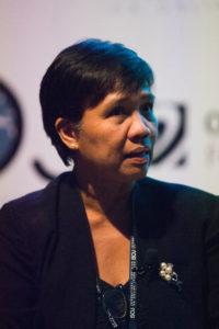Malou Mangahas (2017)