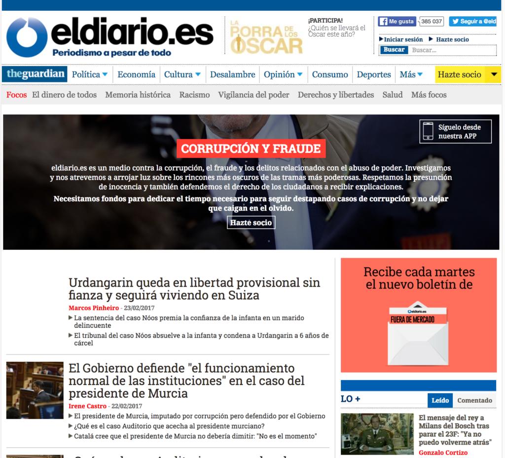 eldiario.es page
