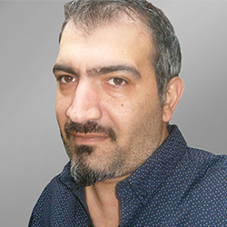 Cartoonist and Co- founder, Medialab.am (Armenia)