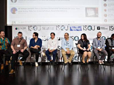 Satire Panel 2018