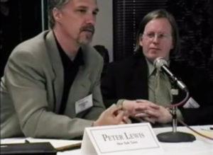 Peter Lewis ISOJ 1999