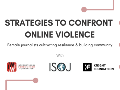 Strategies to Confront Online Violence
