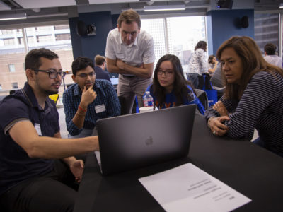 Texas Tribune and ISOJ news credibility tools hackathon (2019)