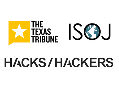 2020 Pre-ISOJ Hackathon logo featured