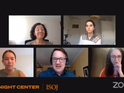 ISOJ2020: Online investigations: How journalists are using AI and OSINT