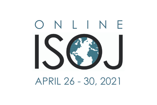 ISOJ ONLINE 2021 featured image