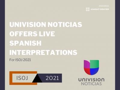 Univision Noticias Sponsorship