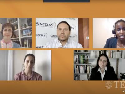ISOJ 2021 Collaborative journalism networks panel