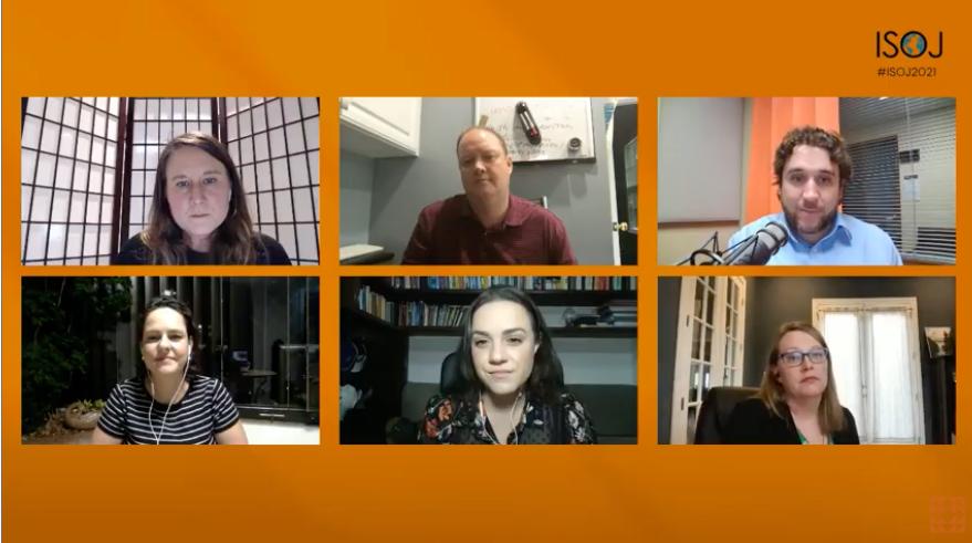 Research Panel 1 ISOJ2021
