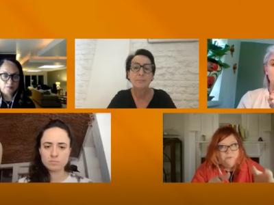 Online violence panel ISOJ 2021