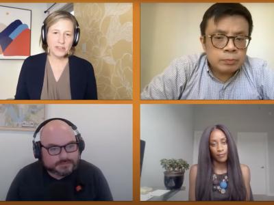 Opinion Journalism Panel 2021