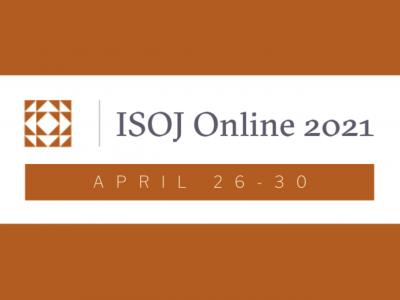 ISOJ 2021 logo